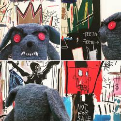 Grumps meets Basquiat