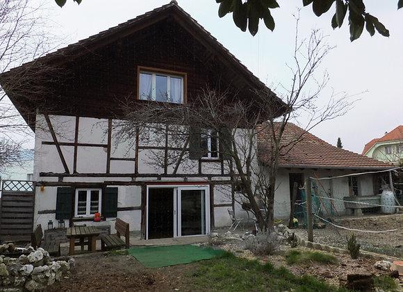 Maison Individuelle avec rural
