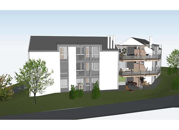 Magnifique appartements neuf à Moutier