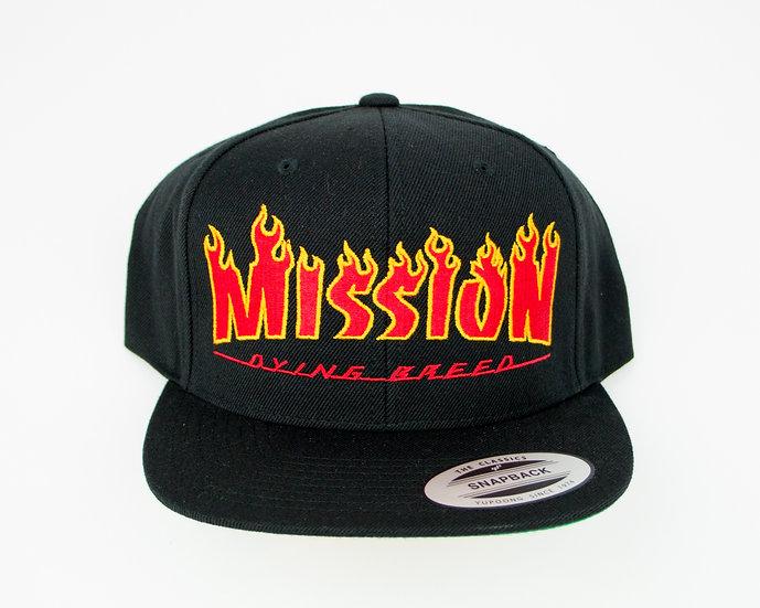 Mission Thrasher Snapback