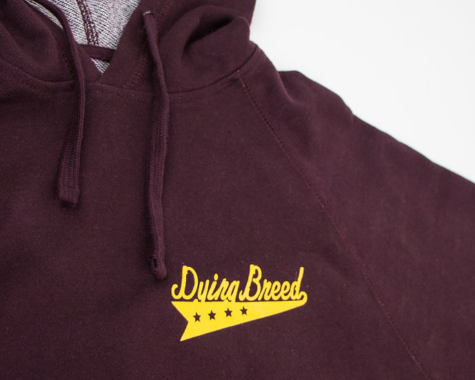 Dying Breed Tacos Hoodie
