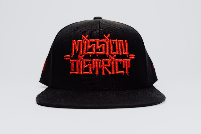Mission District Snapback