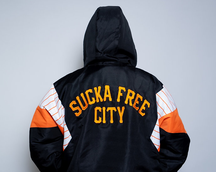 Sucka Free City Parka Jacket