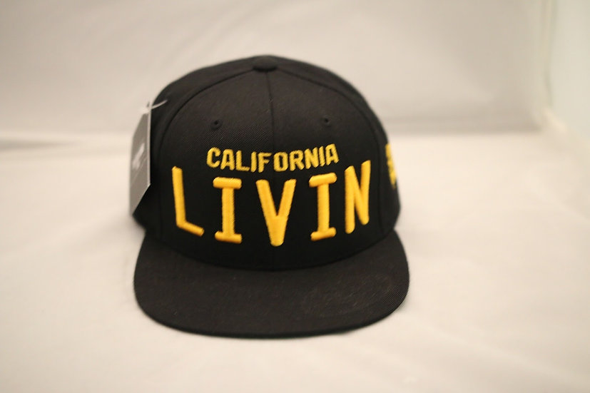 Cali. Livin Snapback (Black)