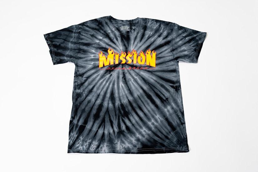 Mission Thrasher Tie Dye Tee
