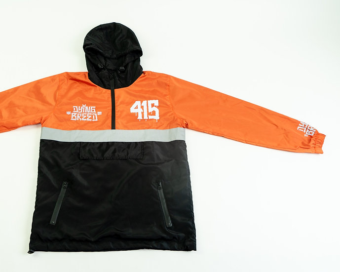 DB Frisco 415 3M Reflective Black/Orange