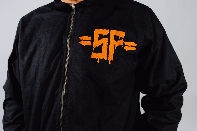 Frisco Worker Canvas Jacket