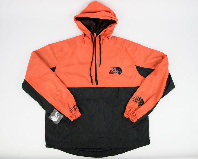Orange 10TD WindBreaker