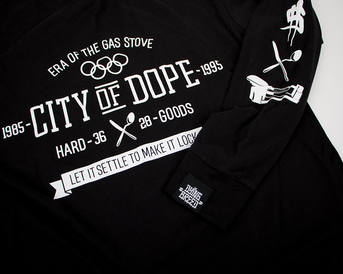 City Of Dope Tee