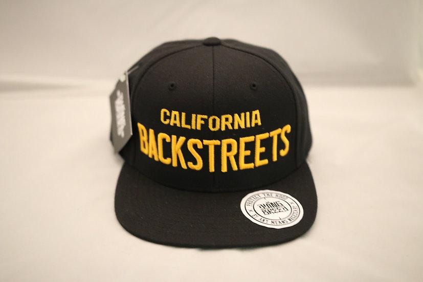 Cal. Backstreets Snapback (Black)