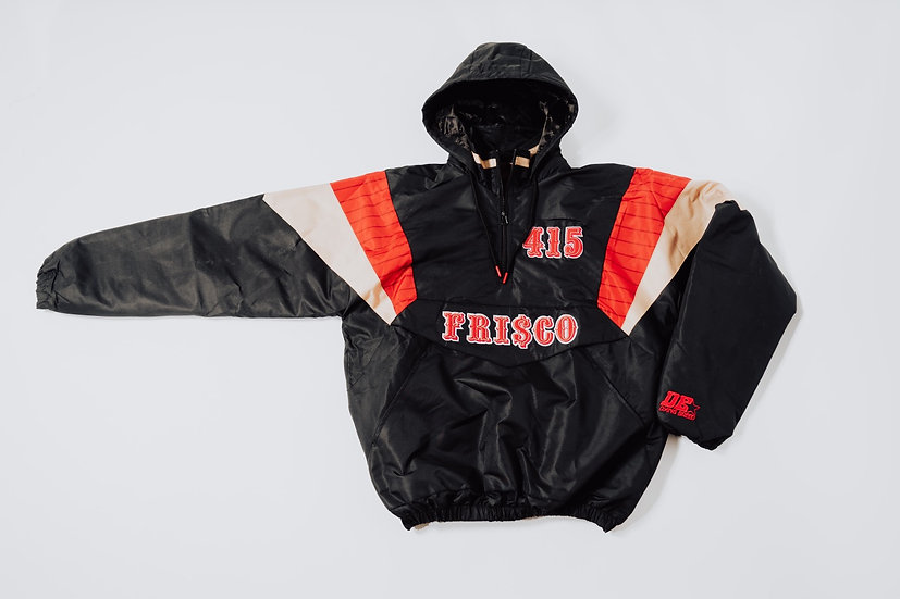 Frisco Parka Jacket