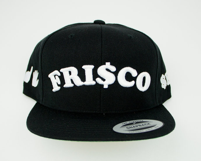 Frisco 415 Snapback (Black)