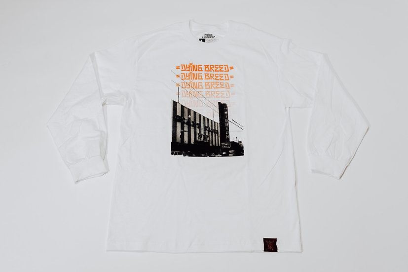 Fading Mission Long Sleeve Tee