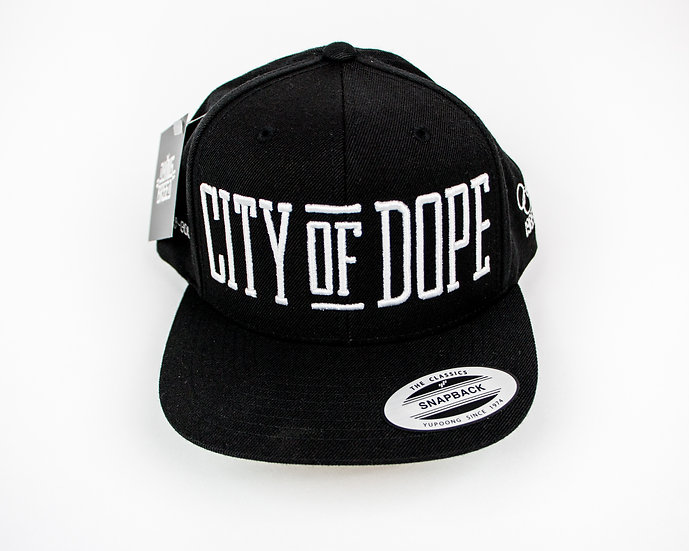 City Of Dope Snapback