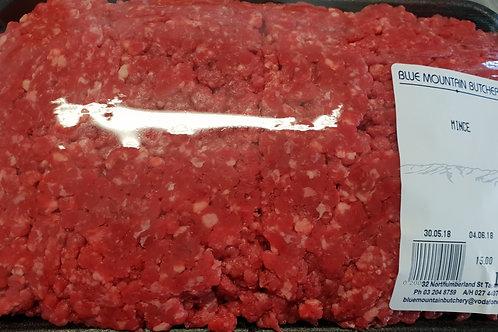 PREMIUM BEEF MINCE, 1kg