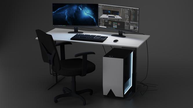 Computer Render
