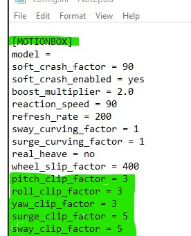 """Ability to """"CLIP"""" bad telemetry"""