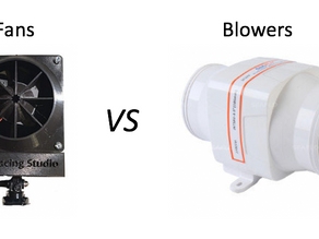 Fans vs Blowers. What should I get?