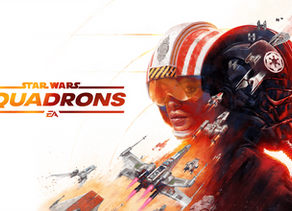 Star Wars (TM) Squadrons. Feel the game with SRS.