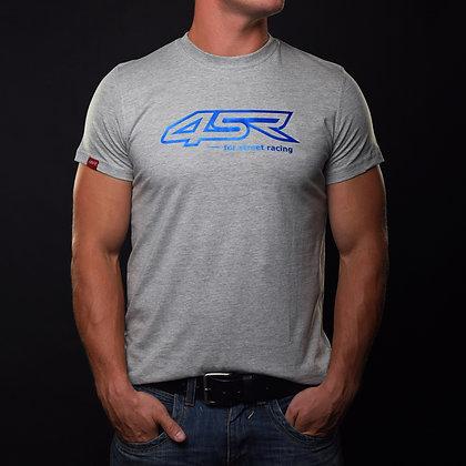 Blue Metal T Shirt