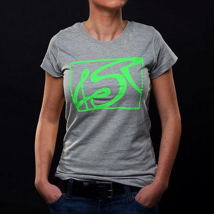 T-Shirt Hot Green