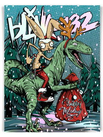 Blink-182 Happy Holidays Poster.jpg