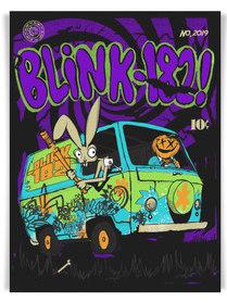 Blink-182 Halloween 2019 poster.jpg