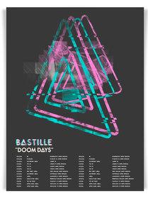 Bastille Doom Days tour poster.jpg
