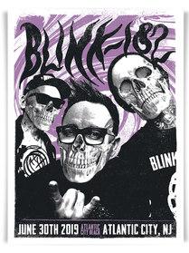 Blink-182 Atlantic city Tour poster.jpg