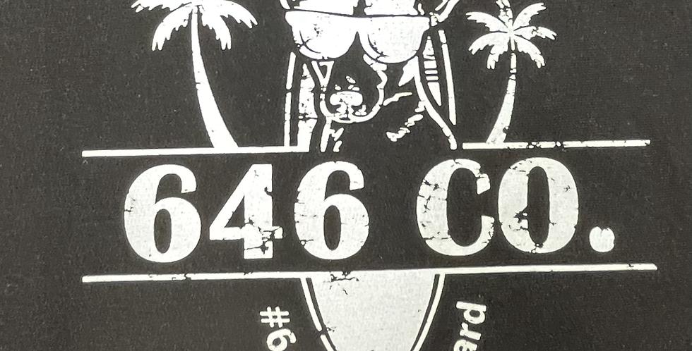 Black Hoodie with Zanzibar Logo