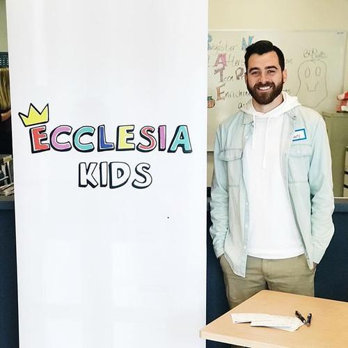Ecclesia Kids! A safe and fun environmen
