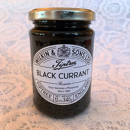 Tiptree Black Currant Preserve