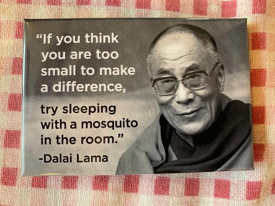 Dalai Lama Magnet