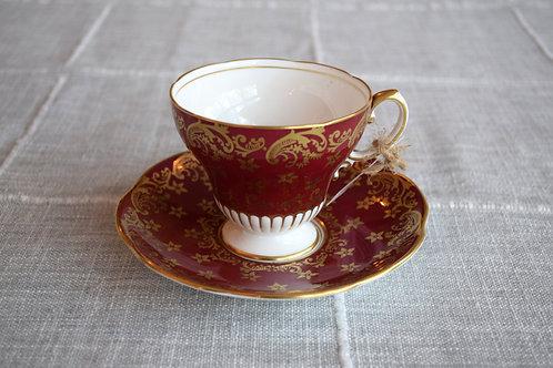 Vintage Foley Bone China Teacup