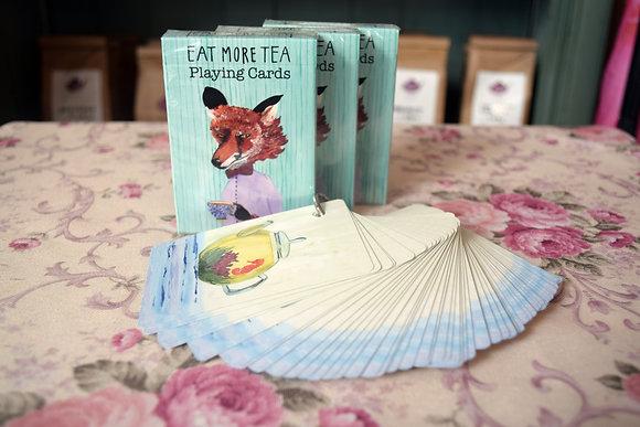 Tea Trivia Playing Cards
