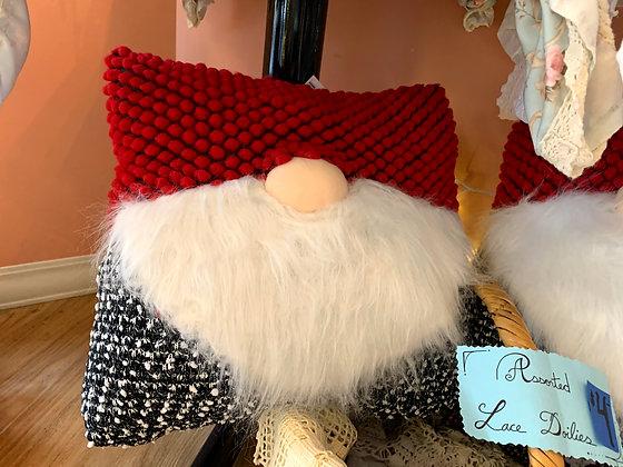 Gnome Pillow