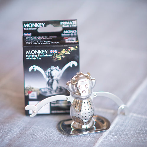 Monkey Hanging Infuser