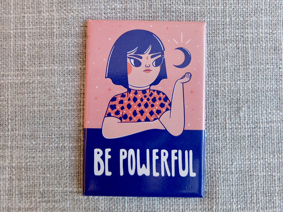 Be Powerful Magnet