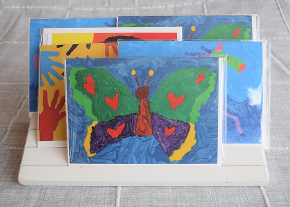 Love Butterfly Greeting Card