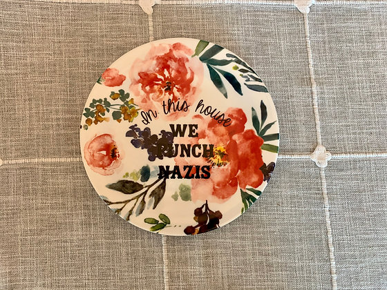 In This House Salad Plate 2