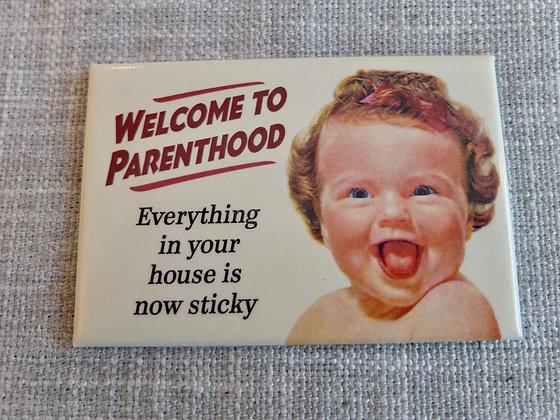 Parenthood Magnet