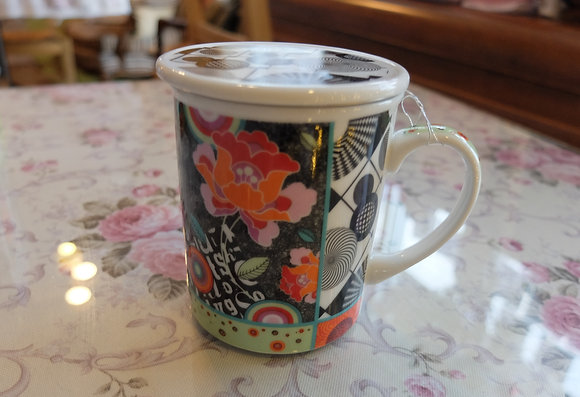 Palina Tea Mug w/ Infuser
