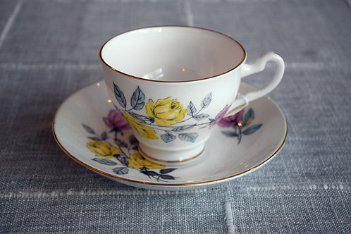 Imperial Bone China Teacup