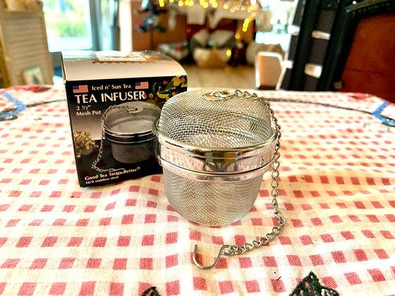 Mesh Pot Tea Infuser