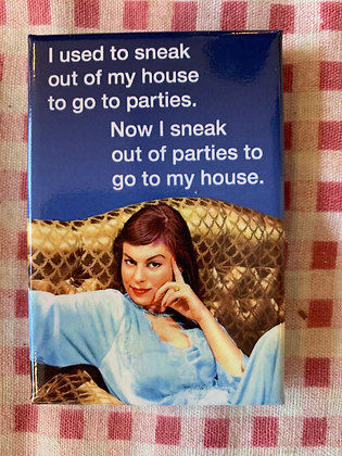 Party Sneak Magnet