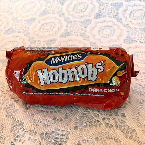 Dark Chocolate Hobnobs