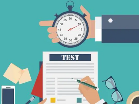 Successful Test Taking Tips and Strategies