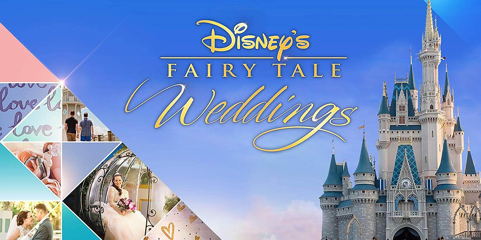 Victoria & Marco's Disney Fairytale Wedding