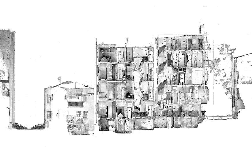 ARCHITECTURE 3D LASER SCAN
