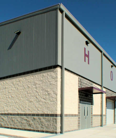 Flour Bluff Athletic Field House